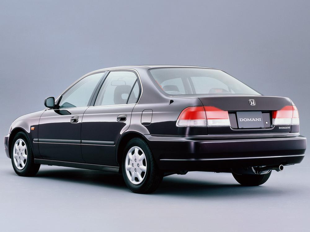 f761de2bad88 Технические характеристики Honda Domani II - комплектации и цены