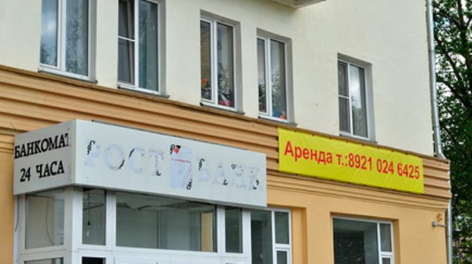 Бывшие офисы закрытых банков сдаются в аренду