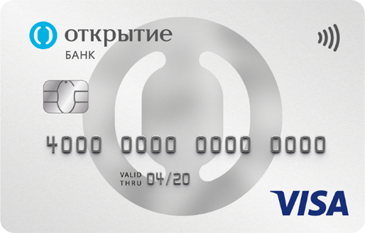 условия по кредитной карте открытие