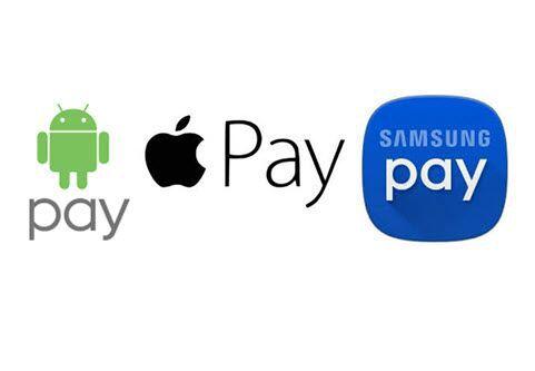 Apple Pay и Samsung Pay