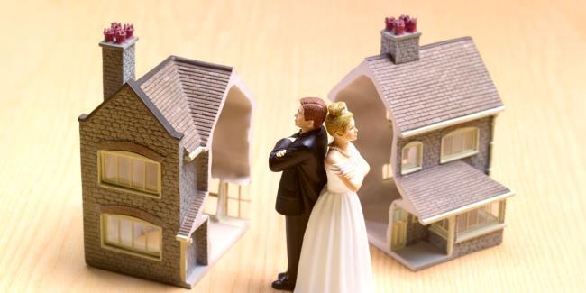 как закрыть ипотеку при разводе