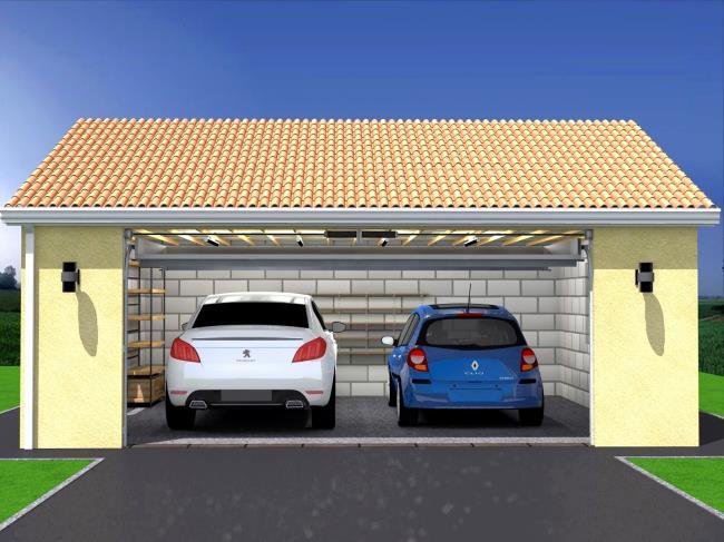 Какой налог на гараж